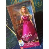 Boneca Cinderela * Disney Sparkling Princess * Vestido Rosa