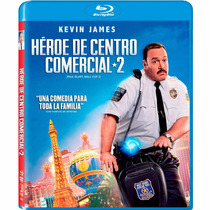 Heroe De Centro Comercial 2 Kevin James , Pelicula Blu-ray