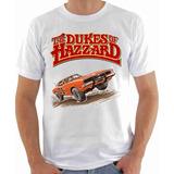 Camisa The General Lee Dukes Of Hazzard Filme