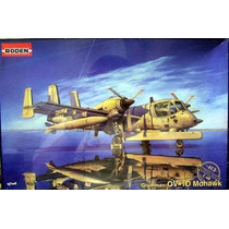 Roden Avion Grumman Mohawk Ejercito Argentino 1/48