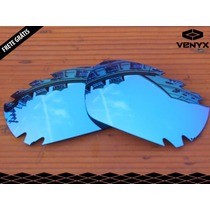 Lentes Para Oakley Jawbone Vented - Ice Blue