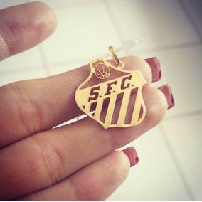 Pingente Santos Futebol Clube Prata - Joias e Bijuterias no Mercado ... f89f2cabc9165