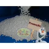 Isopor Bolinha (pérola) Enchimento Puff E Artesanato - 200 L