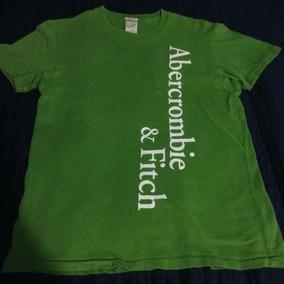 Franelas Camisas Abercrombie & Fitch Originales. Tallas M.