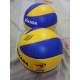 Remate Balones Mikasa Voleibol Nuevos Buen Precio.