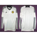 Camiseta Escocia Techfit Utileria adidas Nueva