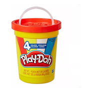 Play-doh Set Masas Balde Gigante Hasbro E5045 Educando