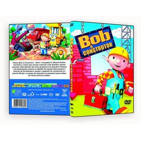 Bob O Construtor - Coleção Infantil - Promoção 6 Dvds