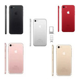 Carcaça Aro Chassi Iphone 7 7g Chassi Original Apple Botões