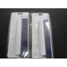 Refil Filtro Deca Twin / Couple 4266.088 Duas Peças