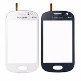 Tela Vidro Touch Samsung Fame S6810 S6812 Galaxy