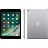 En Caja Apple Ipad 9.7 Space Gray Modelo 2017 Wifi 32gb