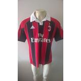 Camisa Milan Fly Emirates Temporada 2012-2013 adidas - Rara