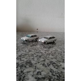 Miniatura Gol Quadrado - Cl 90 E Gol Gl 91 - De Papel
