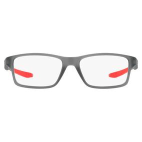 Óculos De Grau Oakley Crosslink Xs Kids 0oy8002 03 49 Cinza 36c15f423b