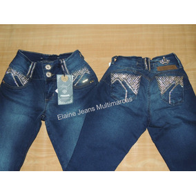 Calça Jeans Feminina Afront Levanta Bumbum