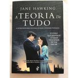 Livro - A Teoria De Tudo - Jane Hawking - Semi Novo