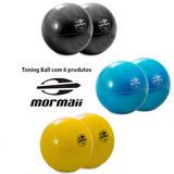 Kit Toning Ball Com 6 Produtos - Mormaii - Frete Grátis