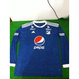 Camiseta De Millonarios De Colombia
