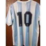 Argentina 86 Reedición Le Coq Sportif M Nueva - 200 Soles