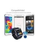 Reloj Inteligente Smartwatch U8 Negro Android Iphone Samsung