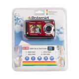 Polaroid 20 Mp Cámara De Doble Pantalla A Prueba De Agua