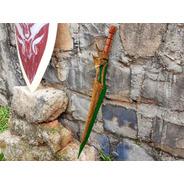 Espada De Madeira / Medieval / Cosplay / Espada Medieval