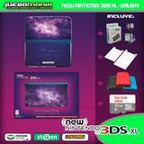 Consola New 3ds Xl / Nueva / Desblo / 32gb / Envio Gratis !!