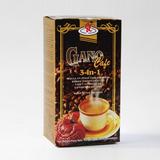 Ganocafe 3 En 1 Con Ganoderma Capuchino 100% Original