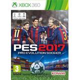 Pes Pro Evolution Soccer 2017 Xbox360 Físico Liga Argentina