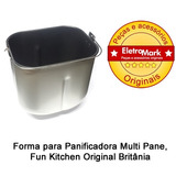 Forma Panificadora Multipane, Fun Kitchen Britânia Original