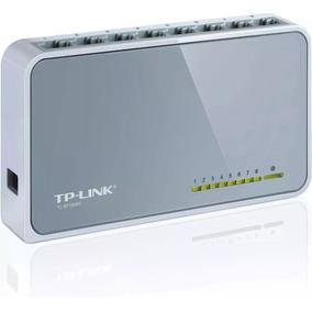 Hub Switch 8 Portas Tp-link Tl-sf1008d 10/100 Melhor Preço
