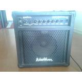 Amplificador Washburn Bd25r Guitarra Electrica Reverb