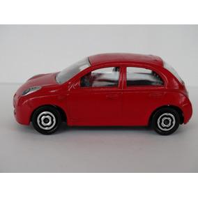 Nissan Micra - Majorette - 1:58 - Loose