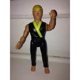 Johnny Lawrence Boneco Vintage Karate Kid Remco Glasslite