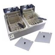 Fritadeira Elétrica Batata Frita Salgado Porção Profissional