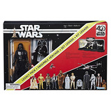 Hasbro Star Wars The Black Series Darth Vader 40 Anniversary