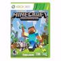 Minecraft Xbox 360 Nuevo Y Sellado