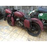 Peça De Moto Jawa Antiga