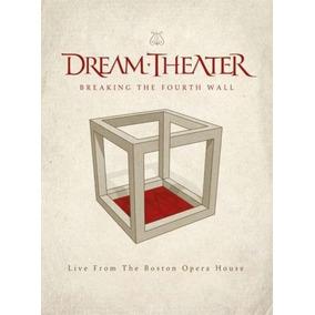 Dream Theater Breaking The Fourth Wall Importad Bluray Nuevo