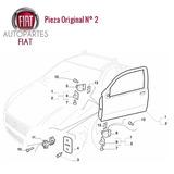 Puerta Delantera Izquierda Fiat Palio Original®