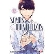 Manga - Somos Quintillizas 12 - Xion Store