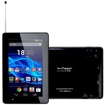Tablet U-tech Phaser Com Tv Digital - Tela 7, Wi-fi