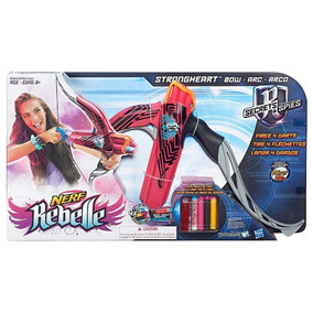 Nerf Rebelle Strongheart Jugueteria Bunny Toys