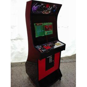 Maquinita De Videojuegos Arcade Retro Con Pandora 5s No Cpu