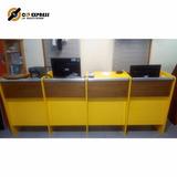 Mueble Modulo De Caja Tienda Oficina Mobiliario