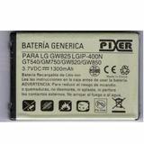 Bateria Lg Lgip-400n Gm750 Expo Gx200 Gx300 Original