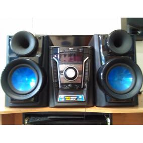 Equipo De Sonido Mini Componente Mcd605 - Lg Negosiable
