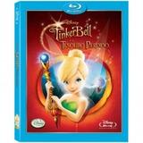 Blu-ray Tinker Bell E O Tesouro Perdido