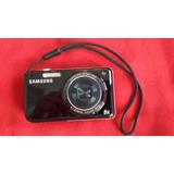 Camera Digital Samsung 5x + Bag E Acessorios